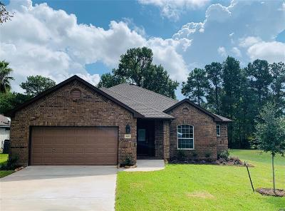 Willis Single Family Home For Sale: 9690 Twin Shores Drive
