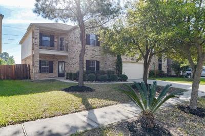 Humble Single Family Home For Sale: 4719 Butterfly Path Drive