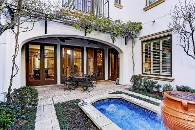 Houston Single Family Home For Sale: 5106 Tangle Lane