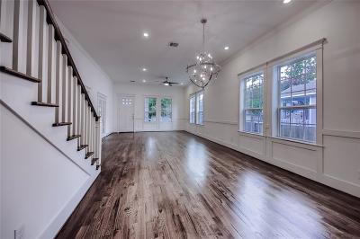 Houston Single Family Home For Sale: 4612 Kermit Street