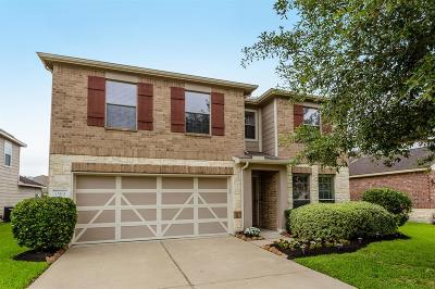 Pearland Single Family Home For Sale: 13113 Trail Manor Drive
