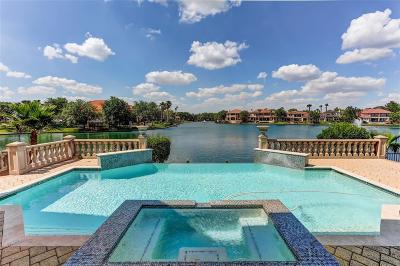Houston Single Family Home For Sale: 19022 Windsor Lakes Drive