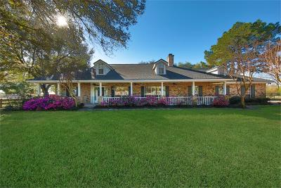 Tomball Single Family Home For Sale: 12035 Holderrieth Road