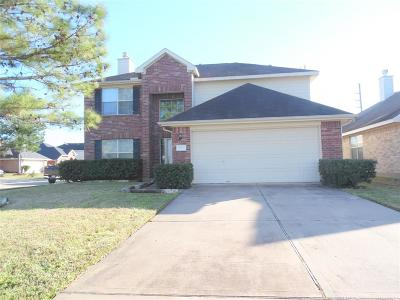 Katy Single Family Home For Sale: 18303 Fieldbluff Lane