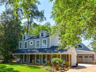 Garden Oaks Single Family Home For Sale: 827 Azalea Street