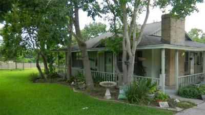 Montgomery Single Family Home For Sale: 23892 Tri Lakes Road