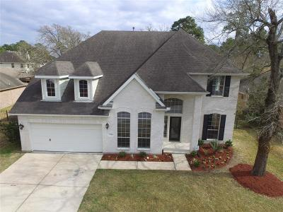 Humble Single Family Home For Sale: 7730 Trophy Place Drive