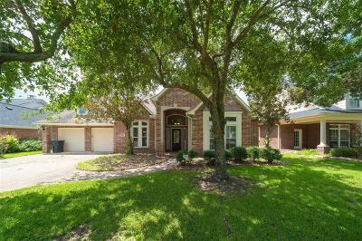 Houston Single Family Home For Sale: 322 Bridge Crest Boulevard