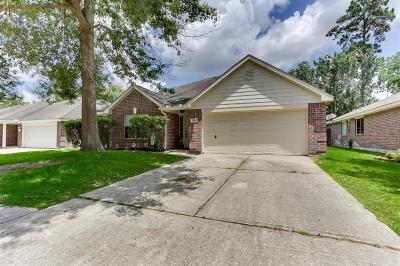 Humble Single Family Home For Sale: 5419 Trail Timbers Drive
