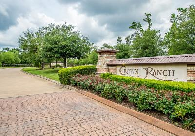 Montgomery Residential Lots & Land For Sale: 26223 Crown Ranch Boulevard