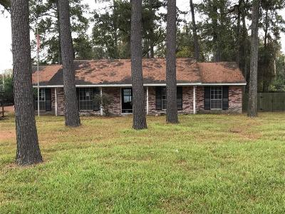 Houston Single Family Home For Sale: 2303 Creekleaf Road