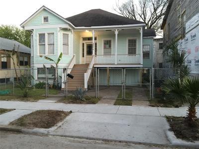 Galveston Multi Family Home For Sale: 2621 Avenue K