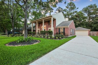 The Woodlands Single Family Home For Sale: 31 E Copper Sage Circle