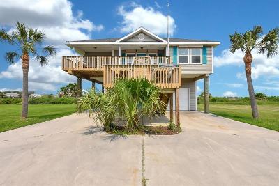 Pirates Beach Single Family Home For Sale: 13932 Pirates Beach