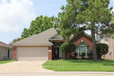 Katy Single Family Home For Sale: 2319 Hollyfield Lane