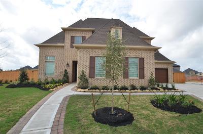 Single Family Home For Sale: 23703 Barrington Springs Circle