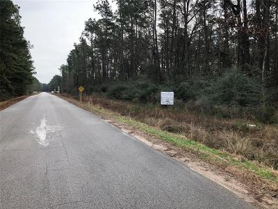 Conroe Residential Lots & Land For Sale: Village Way
