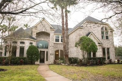 Spring Single Family Home For Sale: 6202 Becker Line Drive