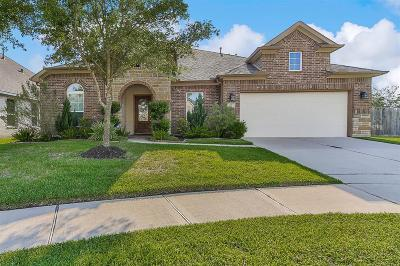 Shadow Creek Ranch Single Family Home For Sale: 2302 Harbor Chase Drive
