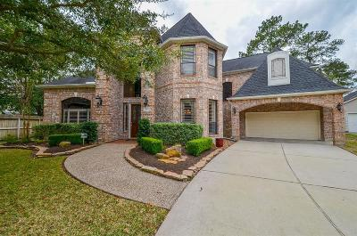 Cypress Single Family Home For Sale: 15107 Claycreste Court