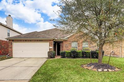 Tomball Single Family Home For Sale: 8626 Cedar Walk Drive