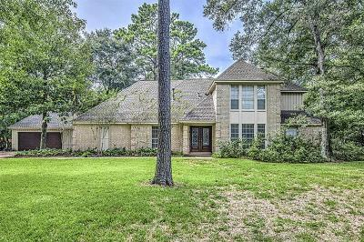 Tomball Single Family Home For Sale: 30911 Ulrich Road