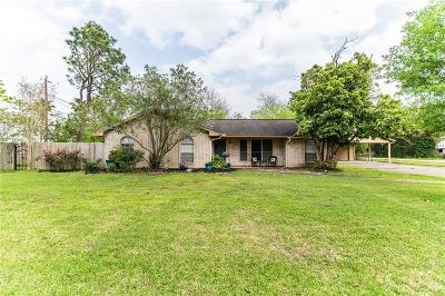 Kemah Single Family Home For Sale: 2123 Lawrence Rd Road