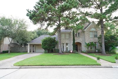 Houston Single Family Home For Sale: 5507 Olympiad Drive