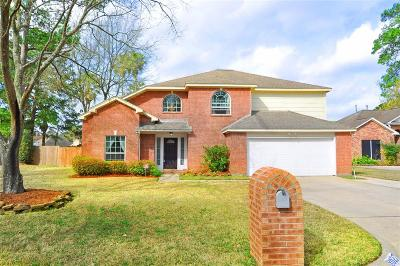 Humble Single Family Home For Sale: 8027 12th Fairway Lane