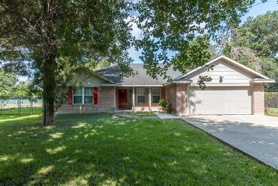 Willis Single Family Home For Sale: 11655 NW Lakeview Manor Drive