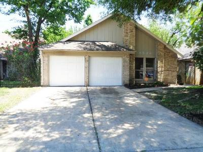 Houston Single Family Home For Sale: 8526 Scenic Green Dr