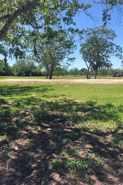 Brazoria Residential Lots & Land For Sale: 5085 Buck Road