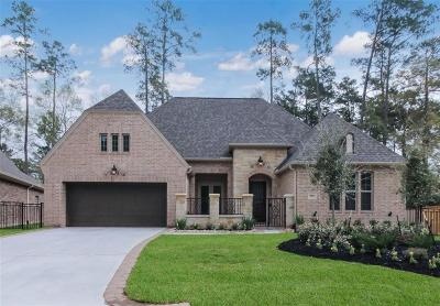 Conroe Single Family Home For Sale: 122 Aster Glow