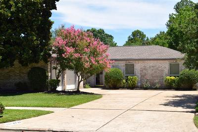 Spring Single Family Home For Sale: 4731 Marywood Drive
