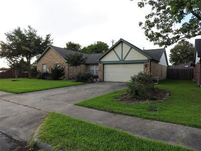 Sugar Land Single Family Home For Sale: 13426 Nantucket Drive