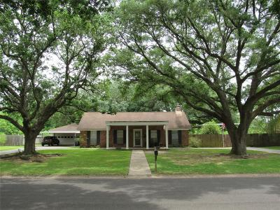 Liberty Single Family Home For Sale: 6008 N Travis Street
