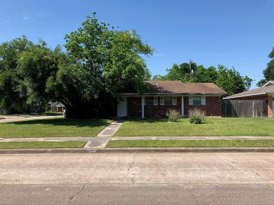 Houston Single Family Home For Sale: 2331 Haverhill Drive