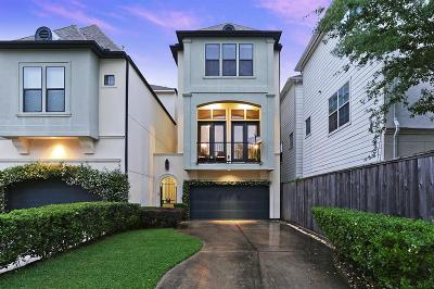 Houston Single Family Home For Sale: 5902 Kansas Street