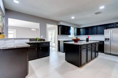Houston Single Family Home For Sale: 9411 Claridge Drive