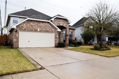 Deer Park Single Family Home For Sale: 2217 Sabine Drive