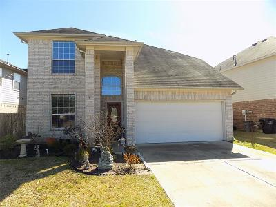 Katy Single Family Home For Sale: 2226 Thorn Berry Creek Lane