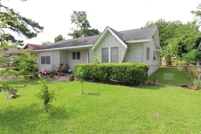 Channelview Single Family Home For Sale: 14927 Colville Street