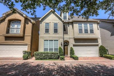 Houston Single Family Home For Sale: 1207 Sherwood Forest Glen Court