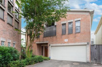 Houston Single Family Home For Sale: 9706 Riddlewood Lane E
