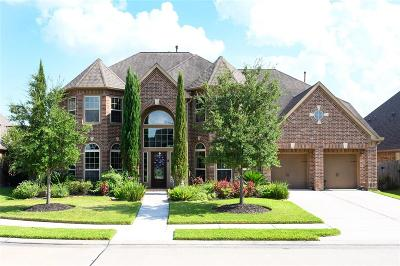 Pearland Single Family Home For Sale: 13602 Fountain Mist Drive