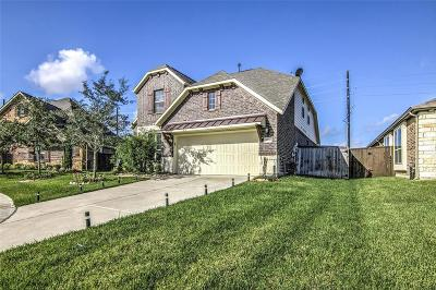 Pearland Single Family Home For Sale: 3594 Mustang Ridge Lane