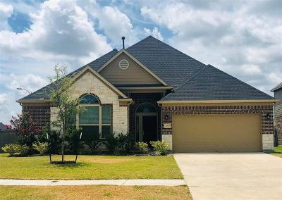 Rosenberg Single Family Home For Sale: 2815 Finwood Drive