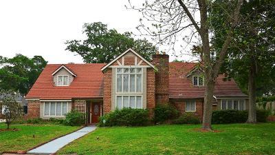 Houston Single Family Home For Sale: 8027 Glenforest Court