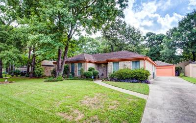 Houston Single Family Home For Sale: 3906 Hidden Glen Drive