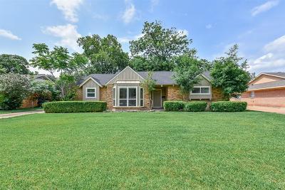 Houston Single Family Home For Sale: 5602 Beechnut Street